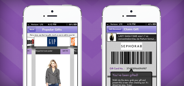 App lets gift givers scan physical items and send them to friends elsewhere Digital gift cards such as Vouchr have made the process of getting a last-minute present even easier. However, there are still some that may bemoan the lack of imagination involved in just giving money. Jifiti is a new app that lets users scan product barcodes and instantly send a voucher for those items to friends in other locations. READ MORE…