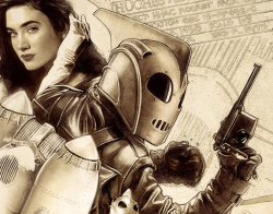 (via The Rocketeer — PAUL SHIPPER STUDIO)