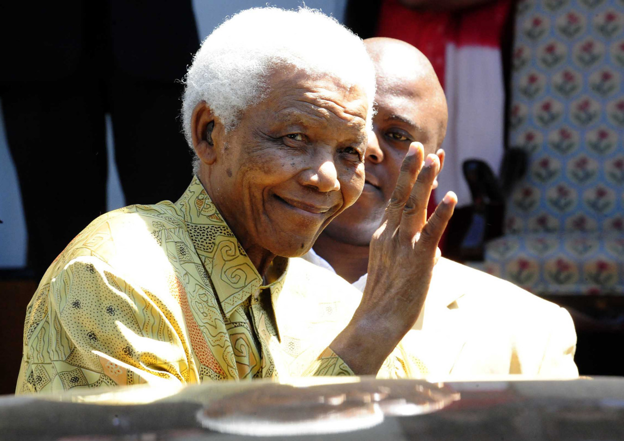 "Former South African President Nelson Mandela, who is 94 and has been in hospital since Saturday for tests, has suffered a recurrence of a lung infection but is responding to treatment, the government said on Tuesday. The revered anti-apartheid leader and Nobel Peace laureate is spending his fourth day in hospital in the capital, Pretoria. Known affectionately by his clan name ""Madiba"", Mandela remains a hero to many of South Africa's 52 million people and two brief stretches in hospital in the past two years made front page news. READ ON: Mandela responding to lung infection treatment"