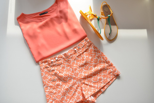 outfit for a sunny day