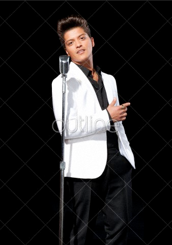 Bruno Mars - Playboy Photoshoot (1/2)