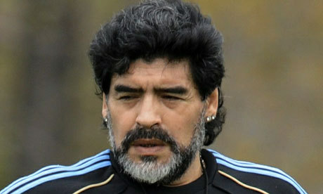 Beard Number 57: 'The Maradona'.