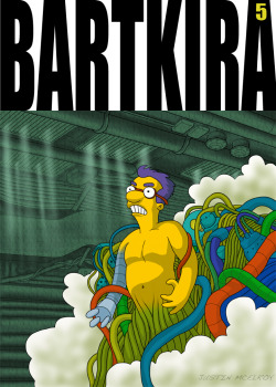 voodoochicken:  Cover for Bartkira-5