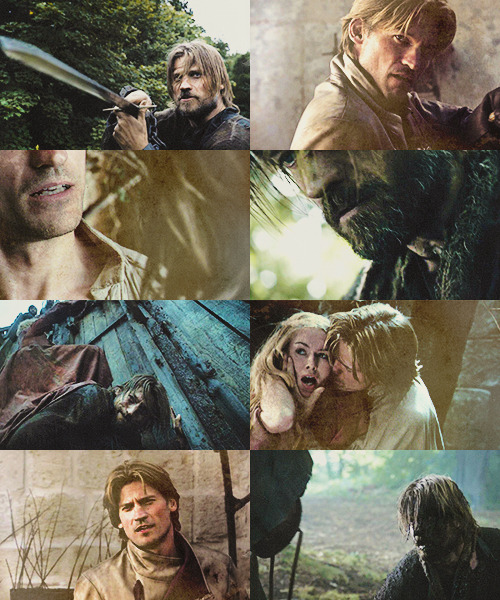 seventeenthirty:  FAVORITE FICTIONAL CHARACTERS↳ Jaime Lannister | Game of Thrones