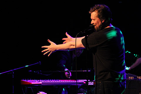 We fell in love with John Grant at his Le Poisson Rouge performance last week. Have you listened to Pale Green Ghosts yet? Listen and spin it this week!
