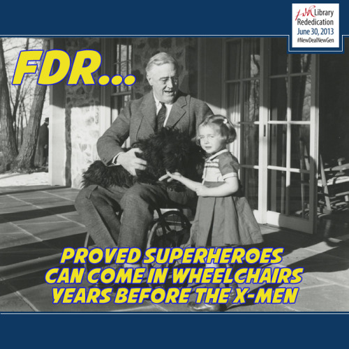 The FDR Presidential Library is now on Tumblr. fdrlibrary:  Day 88: April 3