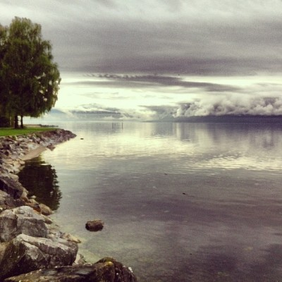 Lac #Léman #Suisse #Goodmorning