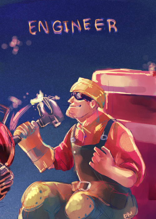 herbosom:  Red engineer from tf2