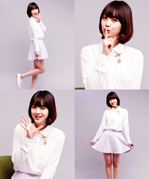 smtownlovely:  58-61/∞ Choi Sulli
