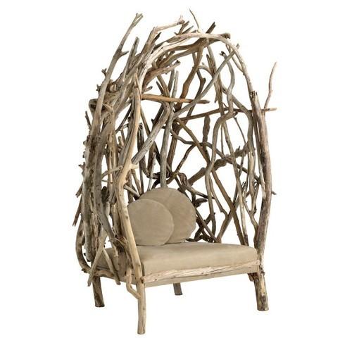Les meubles en bois flott rencontre de la terre et de la mer - Meubles en bois flotte ...