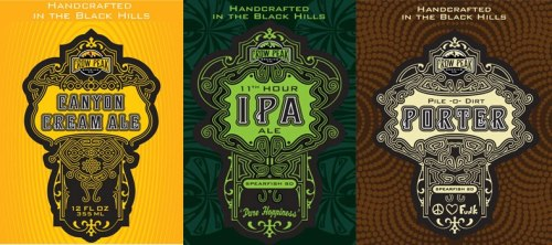 Canyon Cream Ale • 11th Hour IPA • Pile-O-Dirt Porter Which is your favorite Crow Peak beer?