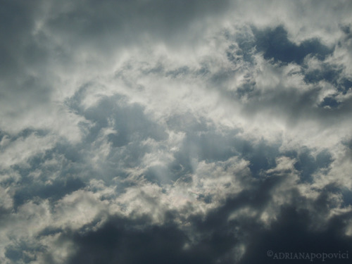 The Sky of Adriland - April 18, 2013