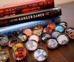 Fudge! I need them! (Not the books, but the pins)! Someone, anyone, donate me the money?