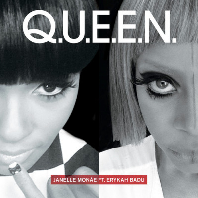 love, women, music, video, q.u.e.e.n, janelle monáe, erykah badu and fierce…..