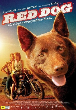 "I'm watching Red Dog    ""mucho mejor de lo que esperaba, recomendable!""                      Check-in to               Red Dog on GetGlue.com"
