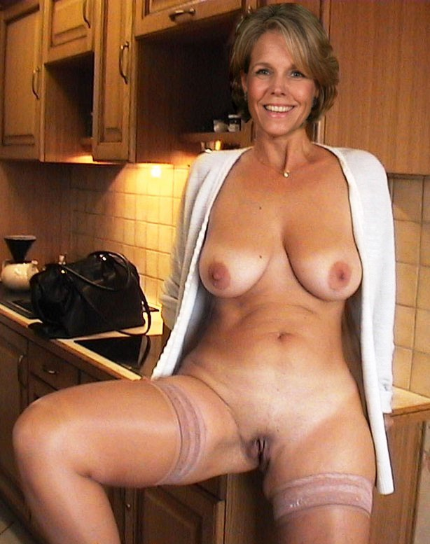 Soft saggy mature moms