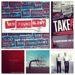 #playlist #newfoundglory #takeaction #matchbookromance #biffyclyro #twentyonepilots