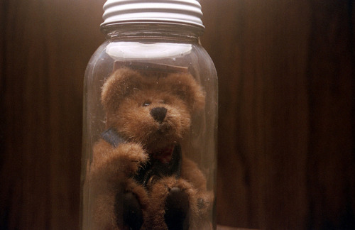 sextingsatan:  Imprisoned in a Jar by Blake Sourisseau on Flickr.