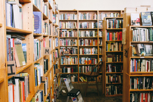 joshwilburne:  Dog Eared Books on Valencia - San Francisco