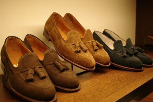 Alden Tassels at United Arrows