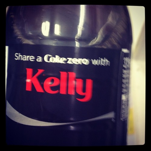 I found my name