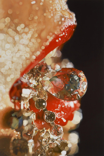 artruby:  Marilyn Minter, Rock Candy (2005)