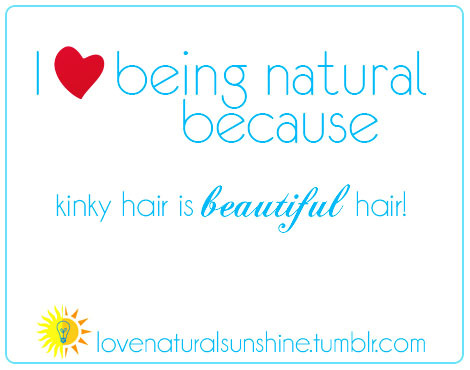 lovenaturalsunshine:  They are back! Love Natural Sunshine's natual hair buttons. Read, enjoy, and submit your own phrases. Later this month, our shop on etsy will be featuring your favorite quotes for sale.