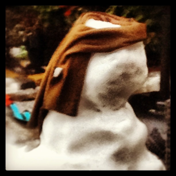 RIP Frosty. Tnx for the fun.