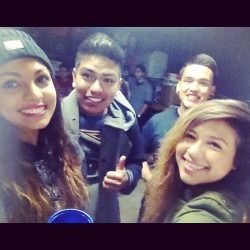 Had a good time with these guys this weekend😃 @imonicuh @pompaa_j13 @dee_rock_