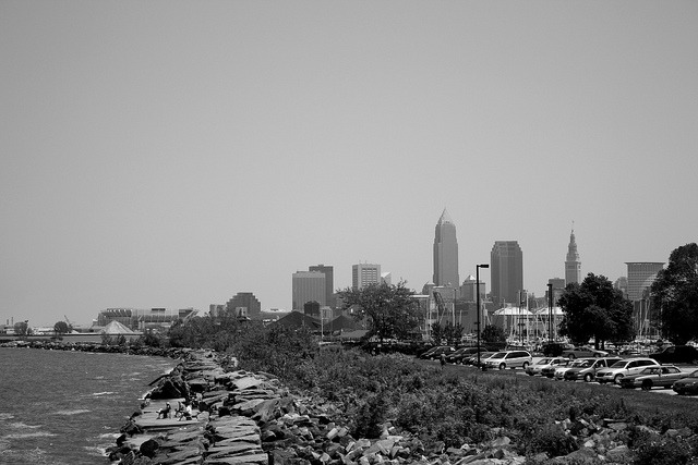 theclevelandkid:  Cleveland, On The Rocks on Flickr.  Midwest Living. Cleveland City.