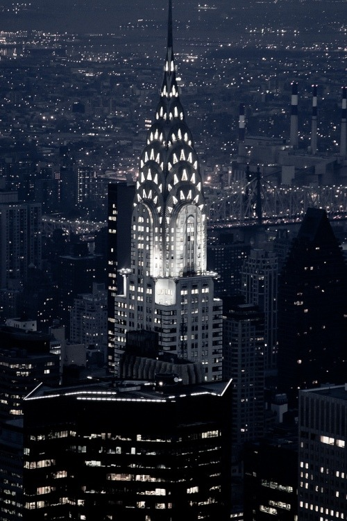 nonconcept:  Chrysler Building, New York by Obliot.