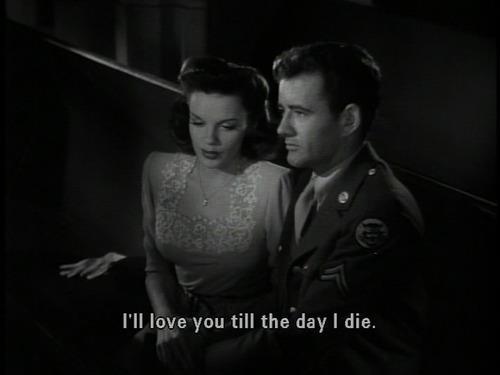 mizworldofrandom:   The Clock (1945)