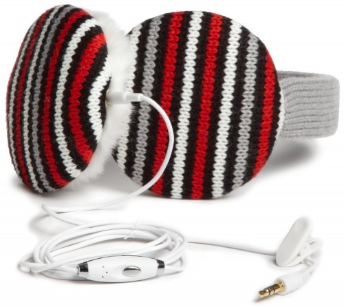 ITEM OF THE DAY: ITEM OF THE DAY: LOBERS HEADPHONE EARMUFFby Dylan Joffe http://bit.ly/Snag3G