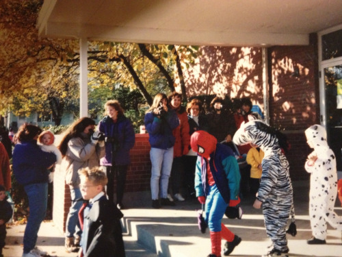 So I was Flipping thru old photos and found an extremely depressed Spider-Man