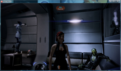 Liara DO YOU MIND??!! …I rly have no idea how she got there