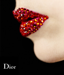 dior:  Makeup at Dior Haute Couture Spring-Summer 2013 show