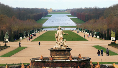 allthingseurope:  Palace of Versailles, France (by BumbyFoto)