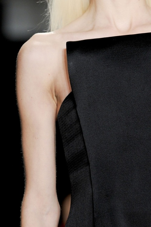 thesatinjacket:  CUSHNIE ET OCHS FALL 2013
