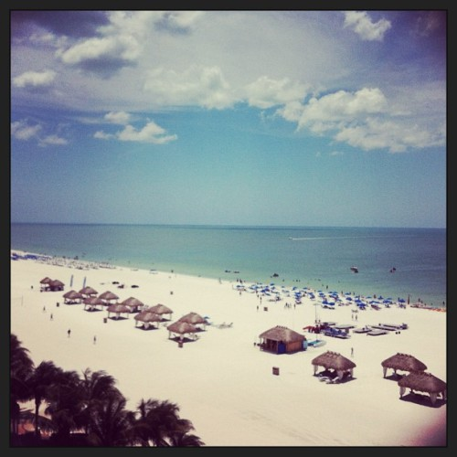 herekitty:  Weekend room view  (at Marco Island Marriott Beach Resort, Golf Club & Spa)