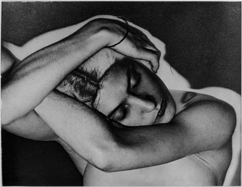 Solarisation - Man Ray, 1929 Oh, Lee Miller. One of my favourite photographs.