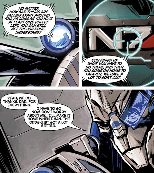 harpalyce:   Mass Effect: Homeworlds #3  [ SCREAMING ]