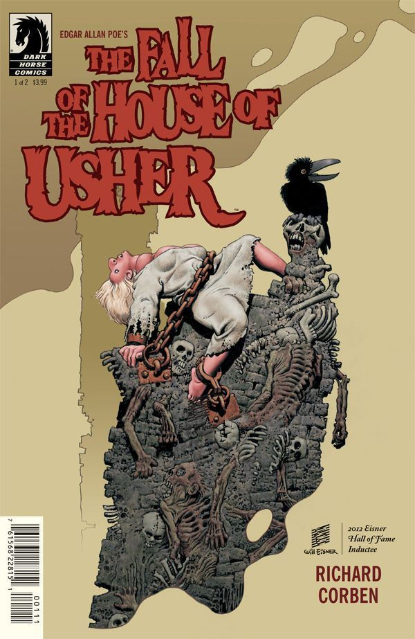 No, Not That Usher - Richard Corben Adapts Edgar Allan Poe for Dark Horse ComicsThe Fall Of The House Of Usher Cover by Richard Corben Not to be confused with Ursher, Richard Corb…View Post