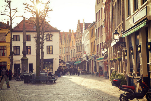 Bruges, Belgium on Flickr.