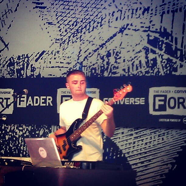 @disclosuremusic killing it at #faderfort yesterday! #sxsw #Austin #mylifeinsound