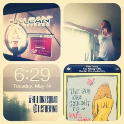 CLX Day 14 - Burn It Off & Recharge | Blarg, that felt good. Week 2 in the bag! @madmartyr @cutestsandgirl #hellionssquad #neverbackdown #muscleburnsfat #fitness #fitlife #stretch #flexibility #workout  (at The Danger Room)