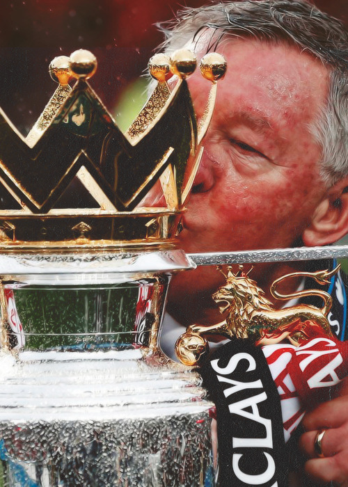 Thank you Sir Alex!