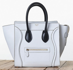 I was thinking about saving up for a Céline bag like this one. But now I found out that every low class bagcompany is making replica's of this beautiful bag. I'm so dissapointed. Invent your own design. But do not steal one from a high-end brand just so you can use lower quality material to sell it for a cheaper price. That's just not done. I don't have anything against low-price bags, I also own normal bags, but this fake thing makes me sick.