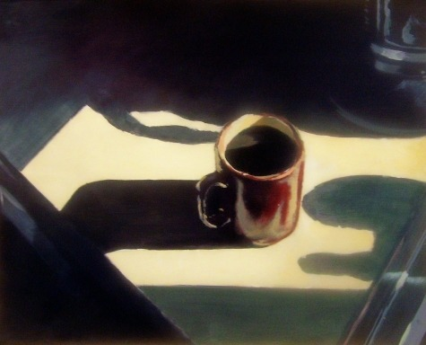 pomegranateemporium:  Edward Hopper - Coffee