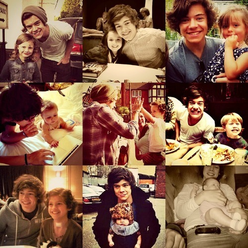 zerrieshipster:  Reason of death: Harry Styles with children.