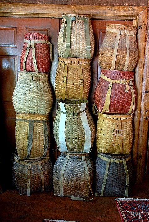 palemauve:  Basketry.